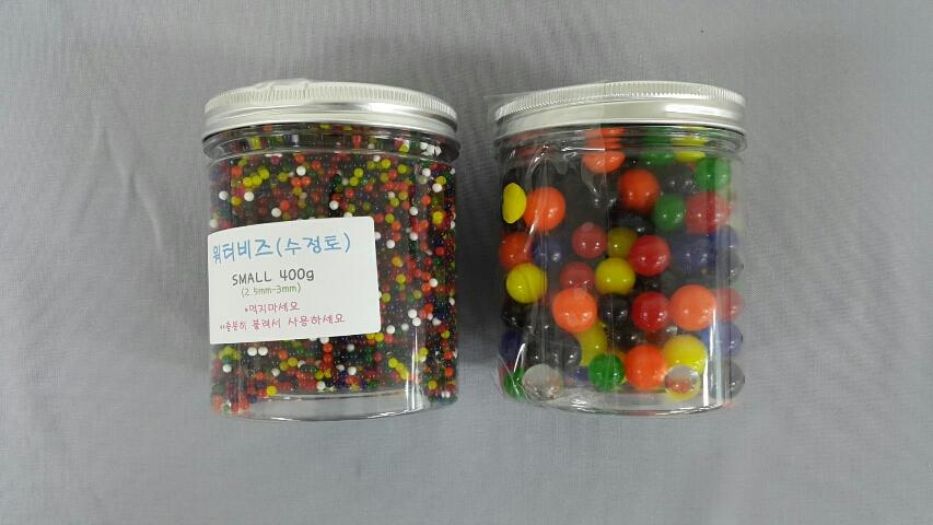 워터비즈 수정토 개구리알 촉감놀이(개구리알(완구))